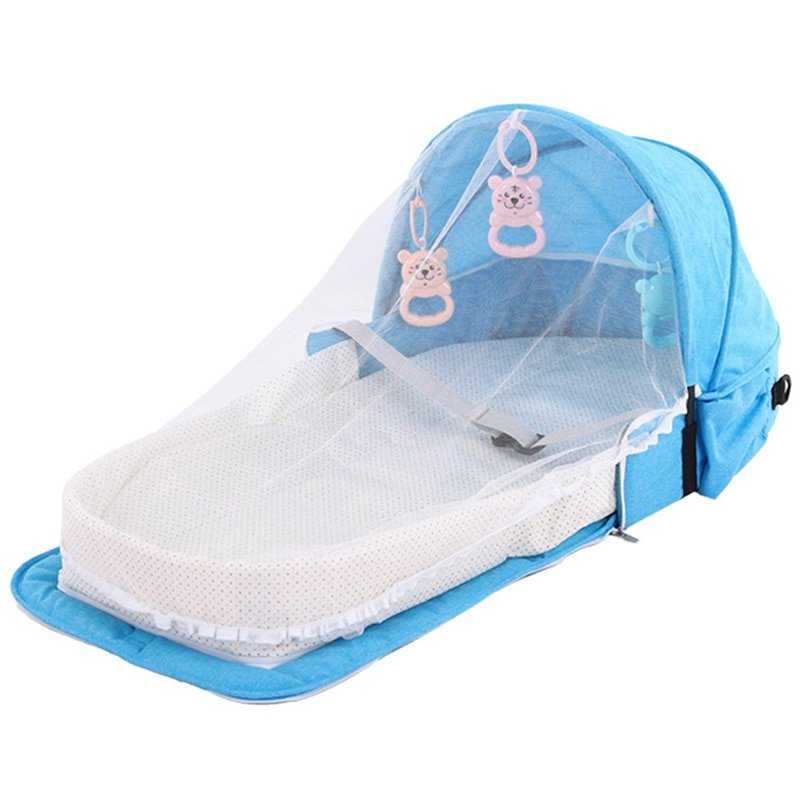 Portable Toddler Bed Kids Portable Bed Portable Baby Bed Little Space Store