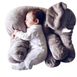 Adorable Elephant Pillow Plush Toy Doll - Balma Home