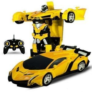 2 in 1 Transformer Remote Control Car Toy Gift For Kids - Balma Home